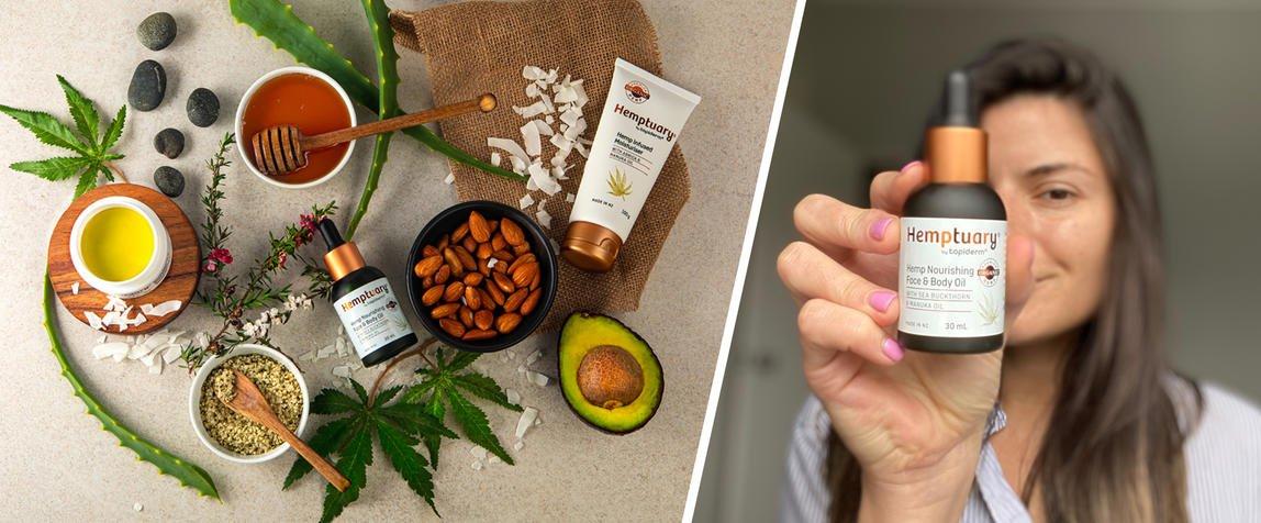Hemp seed oil: Why you should be using this wonder ingredient